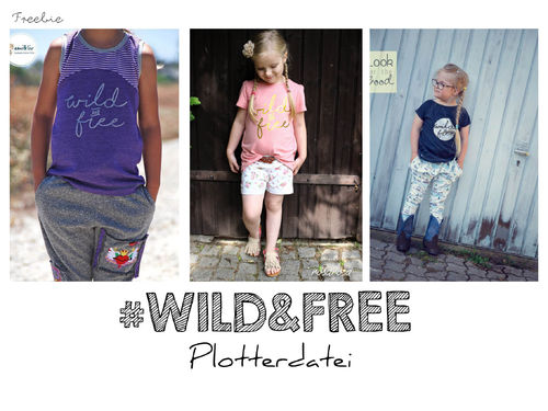 Wild&Free Freebie Plott