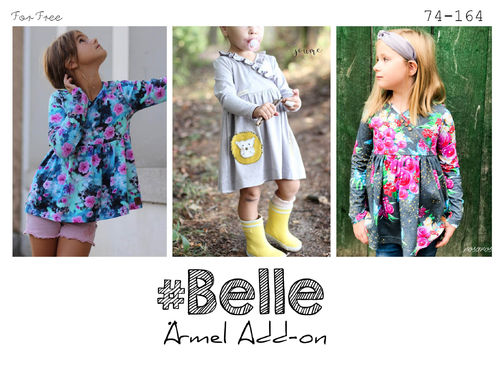 Belle ♥  Ärmel Add-on