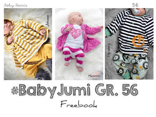 Baby Jumi  ♥  Gr. 56 Freebook