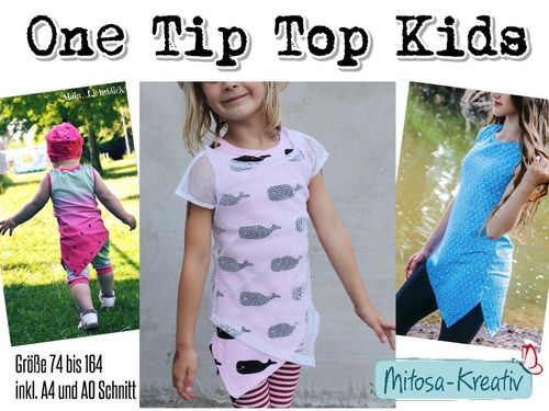 One Tip Top Kinder ♥ Top Gr.74-164