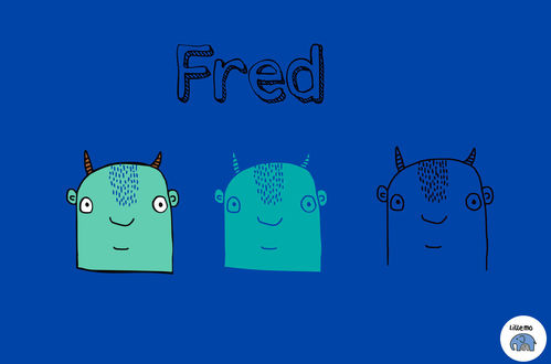 Plottdatei ♥ Fred