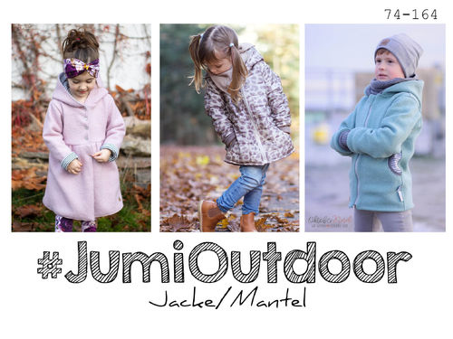 Jumi Outdoor  ♥ 74 - 164